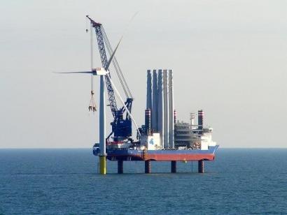 Sí del gobierno británico al mayor complejo eólico marino de Iberdrola