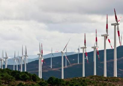 La eólica crecerá a un ritmo de un 22% anual en África y Oriente Medio entre 2017 y 2026