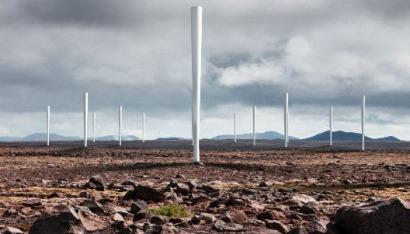 La Sociedad Española de Ornitología apuesta por los aerogeneradores sin palas