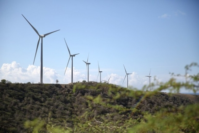 Inicia operaciones el parque eólico Matafongo, de 34 MW