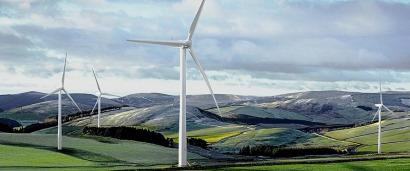 Los parques eólicos de propiedad comunitaria se apuntan otros 266 megavatios en Alemania