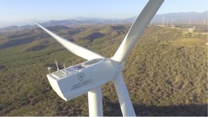 REPÚBLICA DOMINICANA: A punto de entrar en operaciones el parque eólico Matafongo, de 34 MW