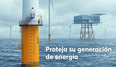 Roxtec ofrece un webinar sobre sellos para parques eólicos marinos