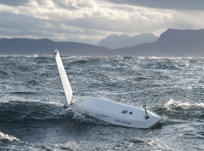 PLOCAN prueba Sailbuoy, la tabla de surf que estudia el mar