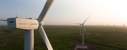 Texas: Acciona inicia la construcción del parque eólico Palmas Altas, de 145 MW