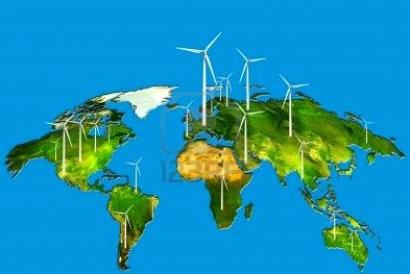La eólica doblará en diez años su capacidad mundial instalada