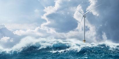 Virginia y Changhuaeligen máquinas SG de catorce megavatios para sus parques eólicos marinos