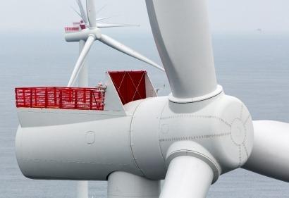 Los primeros gigantes Siemens de seis megas llegarán al mar Bálticoen 2018