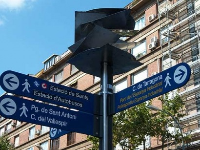 El ToorWind empieza a girar al viento en Barcelona