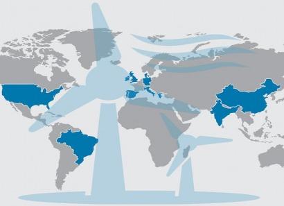 GWEC publica una guía para que el sector eólico mejore su estrategia de atracción de inversiones