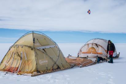 Crowdfunding para la primera campaña antártica científica del mundo cero emisiones