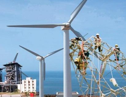 Túnez, país en vías de desarrollo... eólico