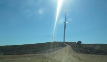 URUGUAY: Los inversores minorista del parque eólico Valentines obtienen una ganancia del 10% en un año