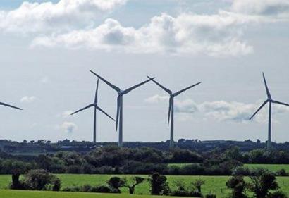 Irlanda suministrará al Reino Unido energía eólica en 2017