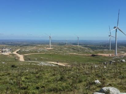 En los dos primeros meses del año, la generación eléctrica renovable fue casi la misma que la de las grandes represas