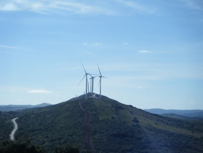 URUGUAY: En lo que va de abril, la eólica generó más del 46% de la electricidad
