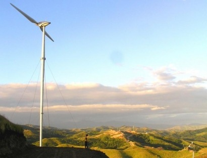 Vergnet Eolien, ganador del World Wind Energy Award 2013