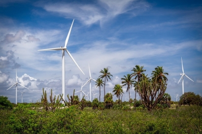 Vestas coloca en Brasil más de 550 MW de su aerogenerador eólico V150-4.2 MW