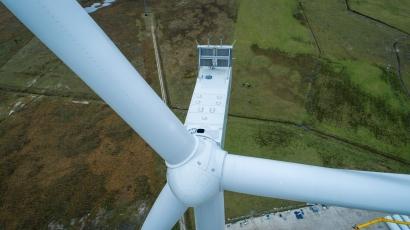 Vestas obtiene el primer pedido para América Latina de su aerogenerador EnVentus, de 5,6 MW, para un proyecto de 504 MW