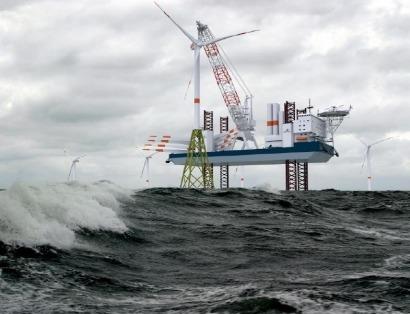 La eólica marina puede crear hasta 10.000 empleos en España