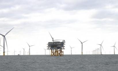 Navantia construirá estructuras para parques eólicos marinos
