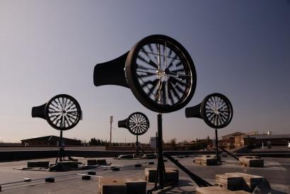 La turbina de ENEA Renovables® rompe moldes