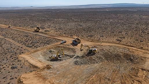 Gestacur construye el mayor parque eólico de Sudamérica