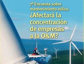 7ª Encuesta sobre Mantenimiento de Parques Eólicos