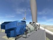 Acciona te acompaña en ascensor hasta lo alto de la torre de un aerogenerador