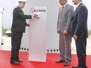 El presidente de Croacia inaugura el primer parque eólico de Acciona en el país