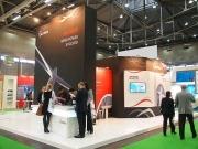 Acciona presenta en Viena un rotor de 125 metros para su turbina AW 3000