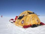 Explorando la Antártida a lomos de Trineo de Viento