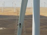 Estados Unidos cuadruplicó en 2014 la potencia eólica que instalara en 2013