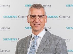 Andreas Nauen sustituye a Markus Tacke al frente de Siemens Gamesa