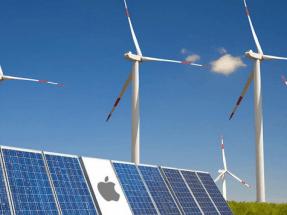 Apple se alía con la china Goldwind para desarrollar parques eólicos