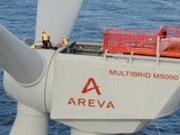 "Areva elige a Schneider como ""proveedor preferente"" para sus proyectos eólicos marinos franceses"