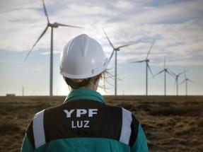 Manantiales Behr fue el parque eólico que más electricidad generó en 2019