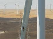 Añadidos 836 MW eólicos en el primer semestre