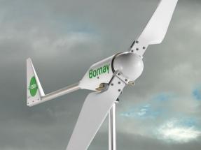 Bornay aterriza en Estados Unidos con su nueva gama de aerogeneradores