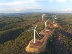 Nuevo récord en la generación eólica