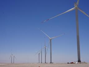 BID Invest otorga a Engie un préstamo de 125 millones de dólares para el parque eólico Calama, de 151 MW