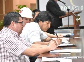 Construirán tres parques eólicos por casi 110 MW en el departamento de Santa Cruz