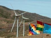 En operaciones la segunda fase del parque eólico Qollpana