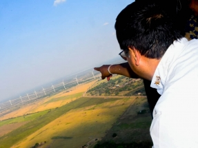 Con la inauguración del parque San Julián, de 39,6 MW, el país supera los 100 MW eólicos de capacidad