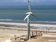 La generación eólica crece casi el 70% en lo que va del mes