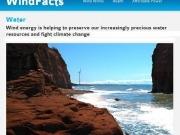 La patronal eólica apuesta por la divulgación con el lanzamiento de WindFacts.ca