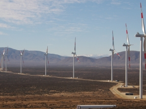 Chile: Mainstream Renewable Power adjudica a Elecnor la construcción de un parque eólico de 185 MW