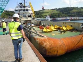 CoreMarine y CENER dan un paso adelante en el desarrollo de la eólica flotante