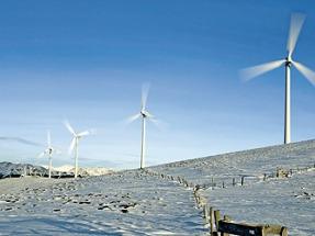 Muchos aerogeneradores en España están produciendo menos de lo esperado