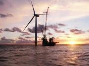 La eólica marina británica alcanza la paridad con los combustibles fósiles